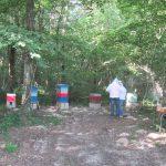 Le rucher de la grange